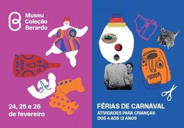 Férias de Carnaval no Museu