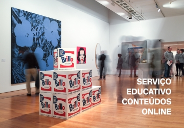 Serviço Educativo - Conteúdos Online | Museu Coleção Berardo
